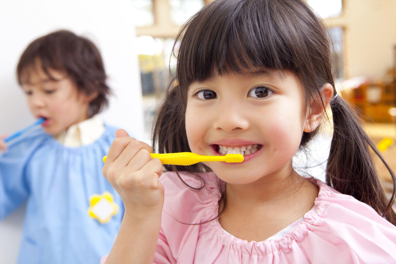 小児の予防治療